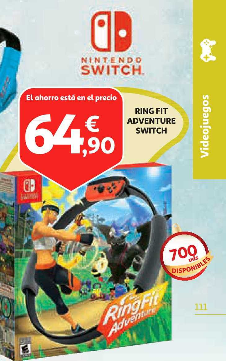 Alcampo Ring Fit Adventure Witch