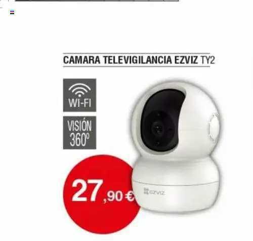 Milar Camara Telvigilancia Zeviz Ty2