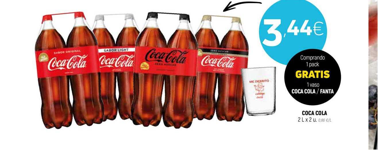 Coviran Coca Cola