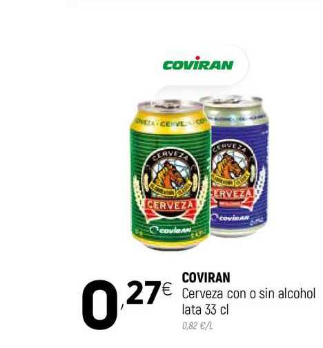 Coviran Coviran Cerveza Con O Sin Alcohol