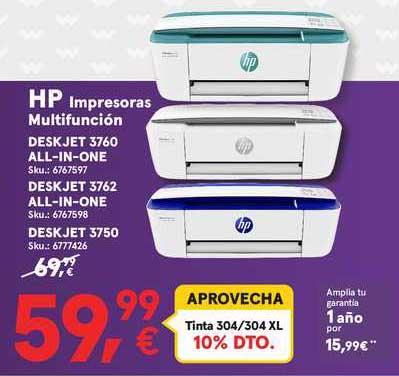 Worten Hp Impresoras Multifunción
