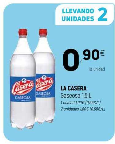 Coviran La Casera Gaseosa