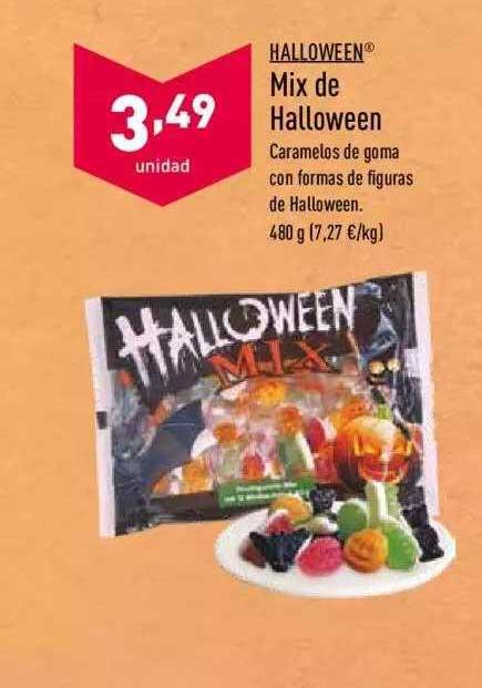 ALDI Halloween Mix De Halloween