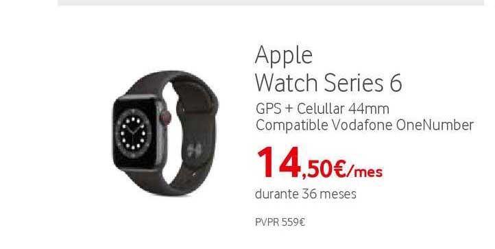 Vodafone Apple Watch Series6