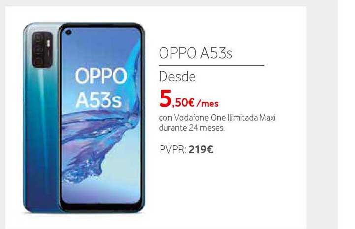 Vodafone Oppo A53s