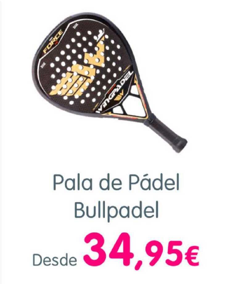 Cash Converters Pala De Pádel Bullpadel
