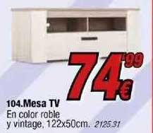 Rapimueble Mesa TV