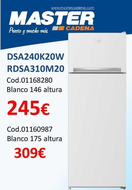 Master Cadena DSA240K20W ∕ RDSA320M20