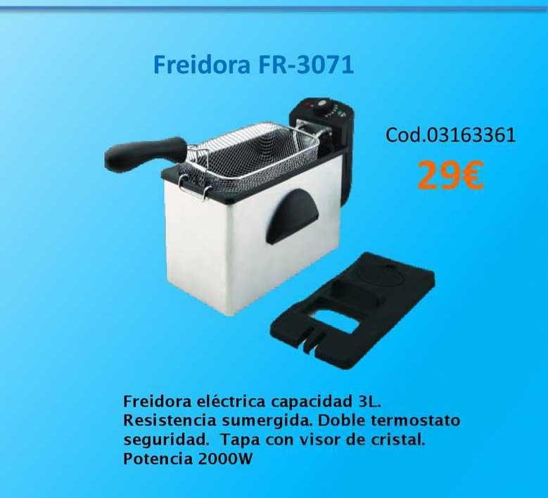 Master Cadena Freidora FR-3071