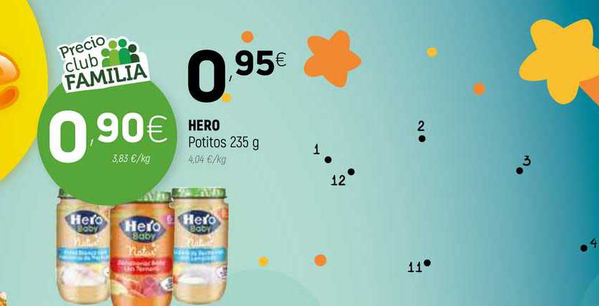 Coviran Hero Potitos 235 G