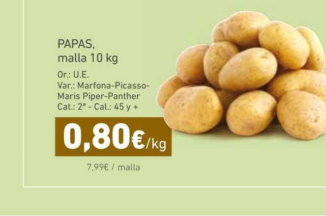 HiperDino Papas Malla 10 Kg