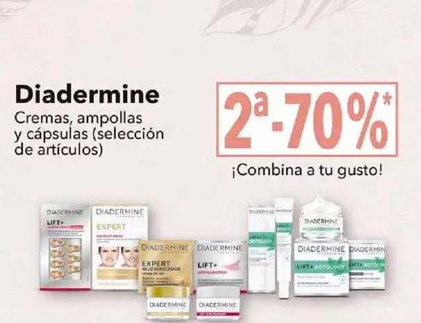 Clarel Diadermine Cremas, Ampollas Y Cápsulas