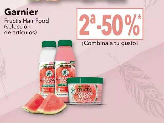 Clarel Garnier Fructis Hair Food