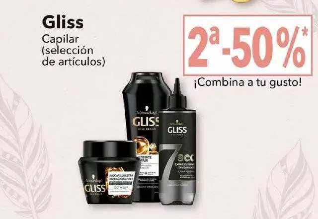 Clarel Gliss Capilar