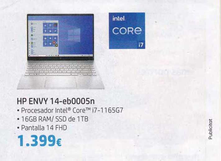 Fnac Hp Envy 14-eb0005n