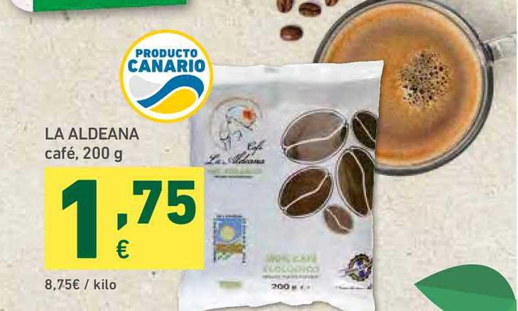 HiperDino La Aldena Café