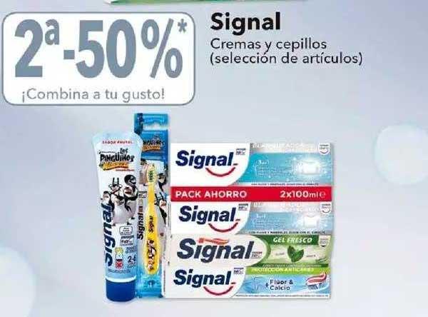Clarel Signal Cremas Y Cepillos
