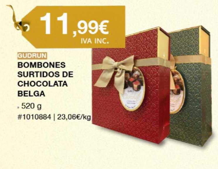 Costco Gudrun Bombones Surtidos De Chocolata Belga