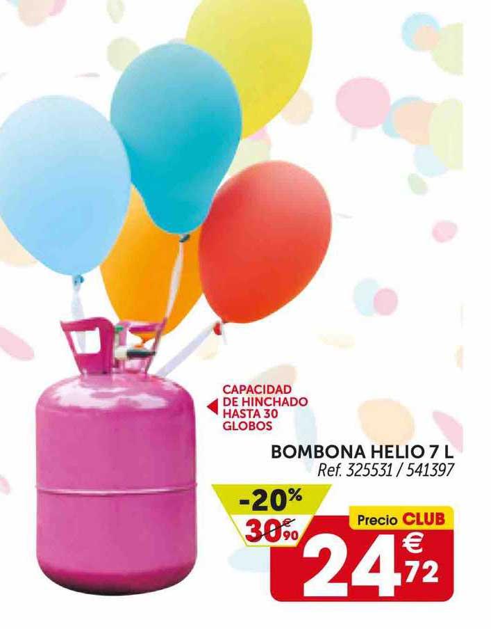 GiFi -20% Bombona Helio 7 L
