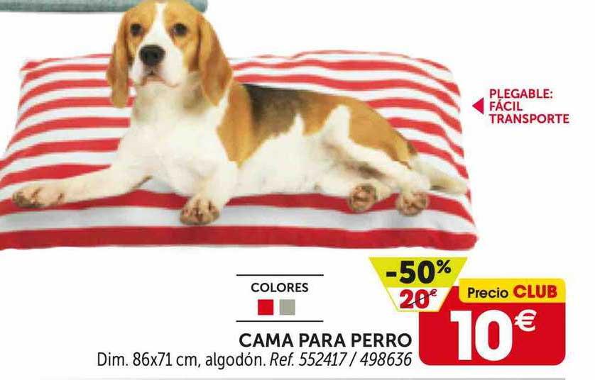 GiFi -50% Cama Para Perro