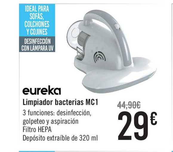 Carrefour Eureka Limpiador Bacterias Mc1