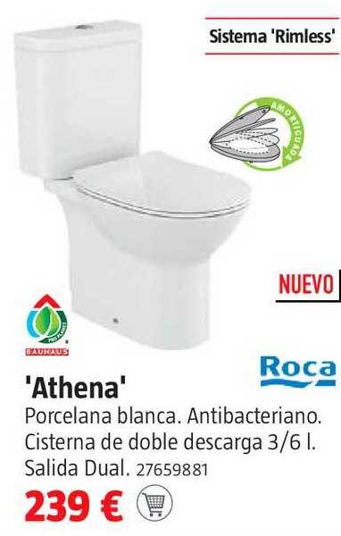 BAUHAUS Roca 'athena'