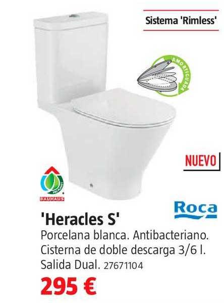 BAUHAUS Roca 'heracles S'