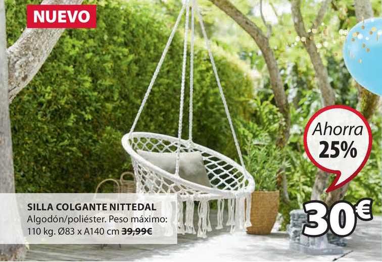 JYSK Nuevo Silla Colgante Nittedal
