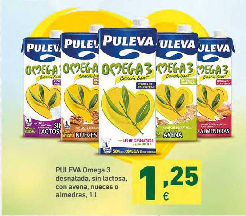 HiperDino Puleva Omega 3