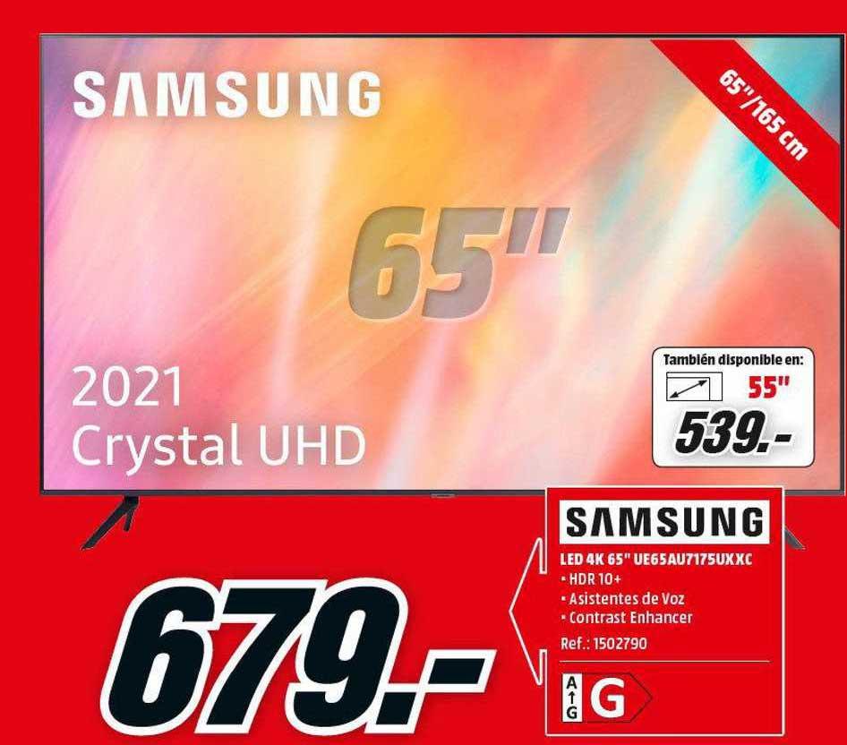MediaMarkt Samsung LED 4K 65