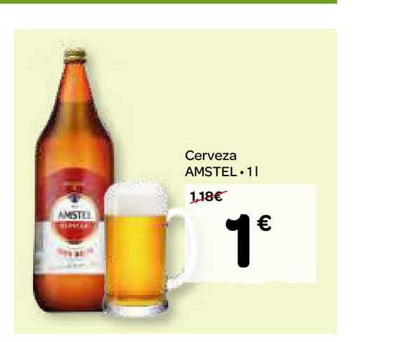Dialprix Cerveza Amstel
