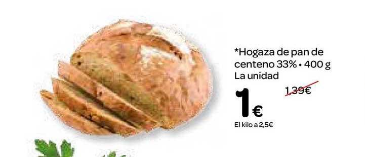 Dialprix Hogaza De Pan De Centenio La Unidad