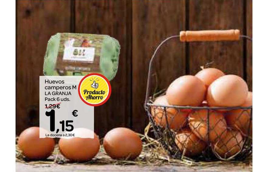 Dialprix Huevos Camperos M La Granja