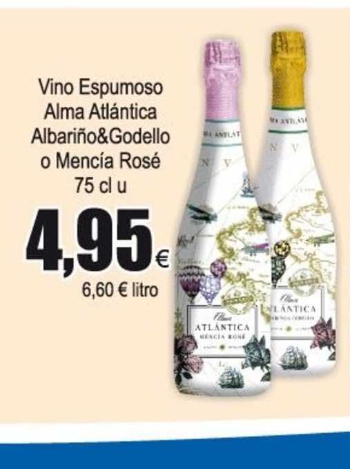 Froiz Vino Espumoso Alma Atlántica Albariño&godello O Mencía Rosé