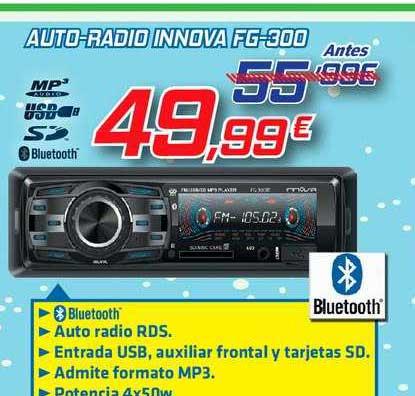Aurgi Auto-radio Innova Fg-300