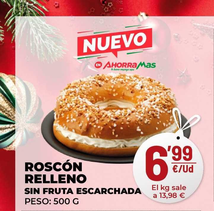 AhorraMas Roscón Relleno