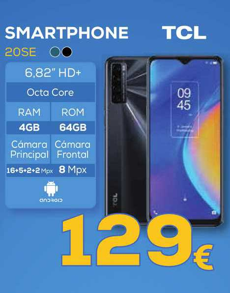 Euronics Smartphone 20se Tcl