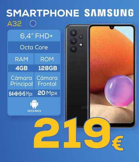 Euronics Smartphone A32 Samsung