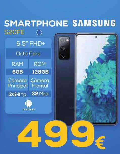 Euronics Smartphone S20fe Samsung