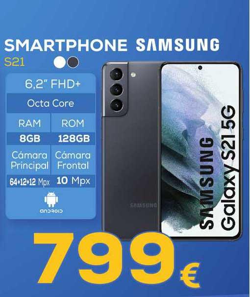Euronics Smartphone S21 Samsung