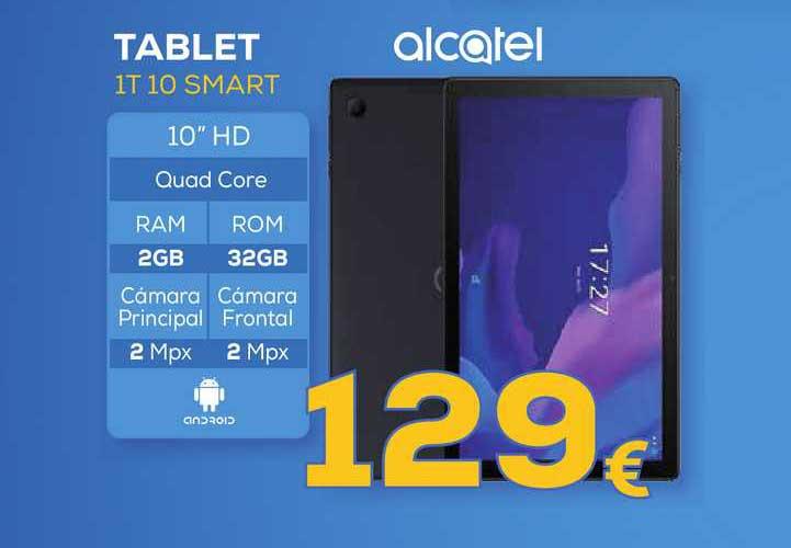 Euronics Tablet 1t 10 Smart Alcatel