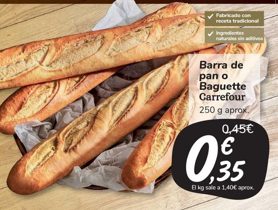 Carrefour Market Barra De Oan O Baguette