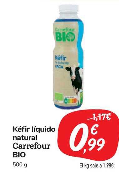 Carrefour Market Kéfir Líquido Natural