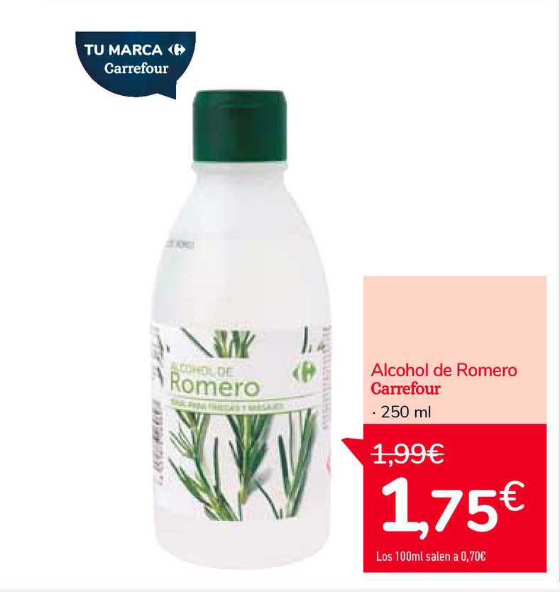 Carrefour Market Alcohol De Romero Carrefour