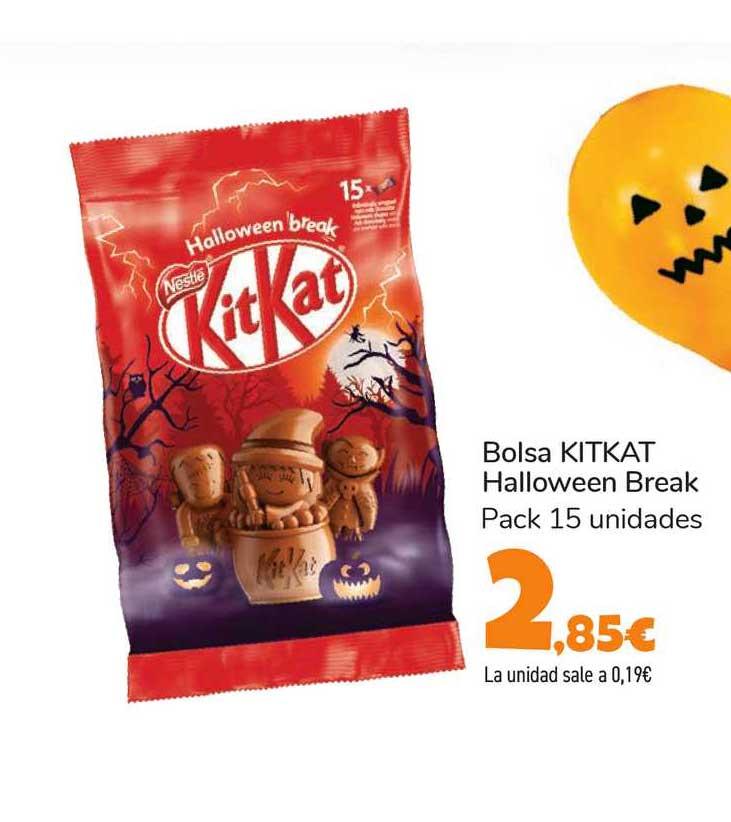 Carrefour Bolsa Kitkat Halloween Break