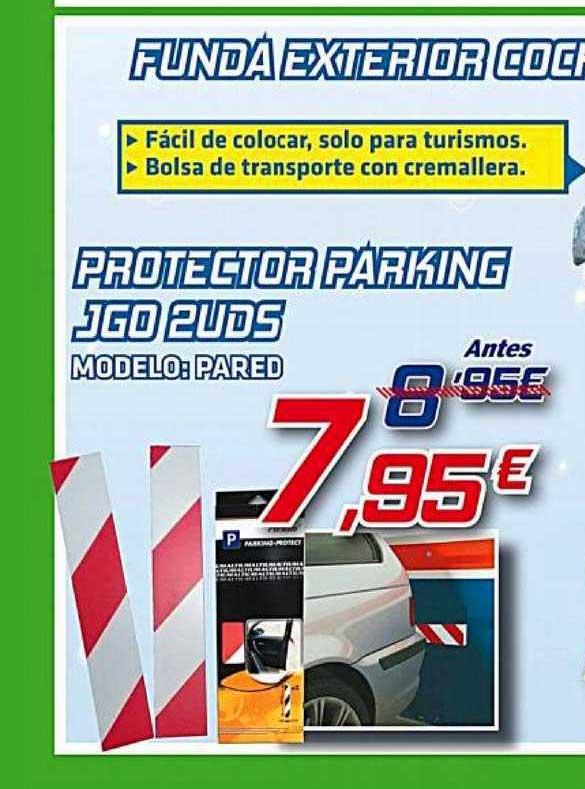 Aurgi Protector Parking JGO 2UDS