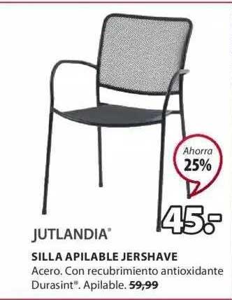 JYSK Jutlandia Silla Apilable Jershave
