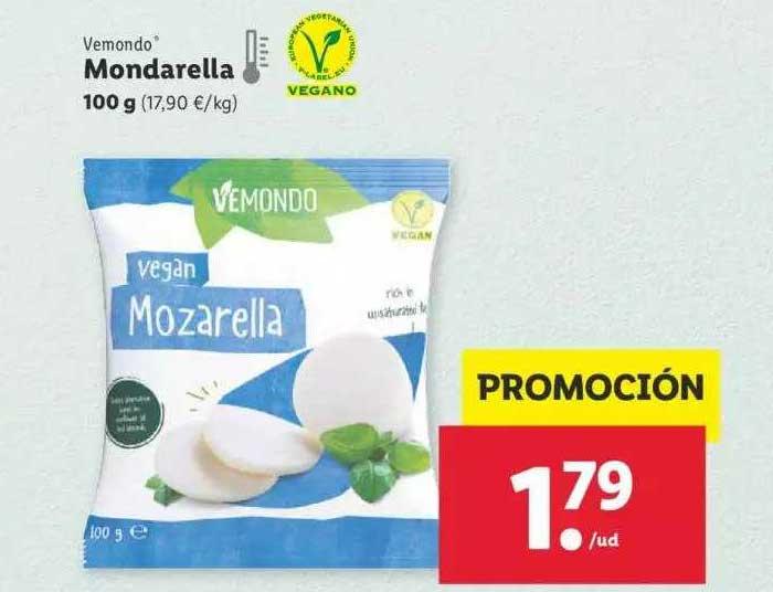 LIDL Vemondo Mondarella