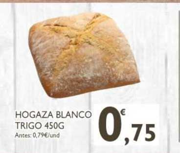 Cash Ecofamilia Hogaza Blanco Trigo