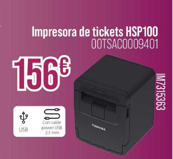 MR Micro Impresora De Tickets Hsp100